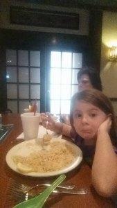 #2 A Blue Bayou Winner: A do you see what she's making me eat Pretty Please