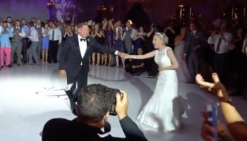 Watch Tim McGraw Crashes Philadelphia Wedding