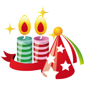 party-hat-candles-icon