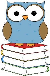 polka-dot-owl-sitting-on-stack-of-books